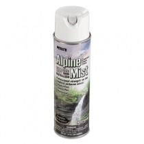 Hand-Held Odor Neutralizer, Alpine Mist, 10oz, Aerosol