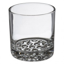 """Nob Hill Glass Tumblers, Old Fashioned, 10.25oz, 3 3/8"""" Tall"""