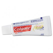 Total Clean Mint Toothpaste, .75 oz Tube