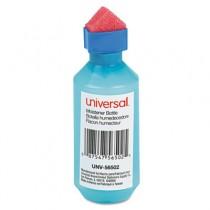 Squeeze Bottle Moistener, 2 oz, Blue