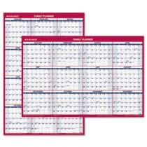 "Recycled Paper Vertical/Horizontal Wall Calendar, 24"" x 36"", 2013"