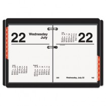 "Recycled Compact Desk Calendar Refill, 3"" x 3 3/4"", 2013"