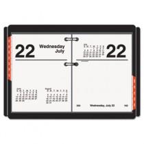 "Recycled Compact Desk Calendar Refill, 3"" x 3 3/4"", 2013"