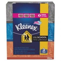 KLEENEX White Facial Tissue, 2-Ply, 160/Box