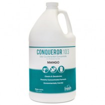 Conqueror 103 Odor Counteractant Concentrate, Mango, 1gal