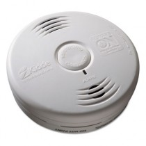 Worry-Free Sealed Lithium Battery Smoke Alarm w/Voice Alarm