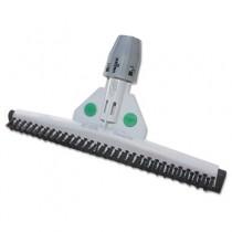 "SmartFit Sanitary Brush, 22"", Black/White"