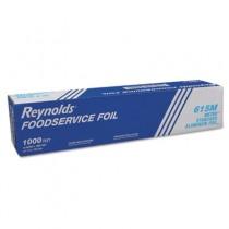 """Metro Aluminum Foil Roll, Lighter Gauge Standard, 18"""" x 1000 ft, Silver"""