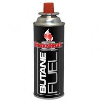 Fuel Cartridge Butane, 2-4 Hour Setting, 8 oz Refill