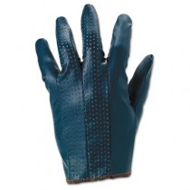 Hynit Multipurpose Gloves, Size 8, Blue