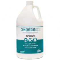 Conqueror 103 Odor Counteractant Concentrate, Tutti-Frutti, 1 Gallon