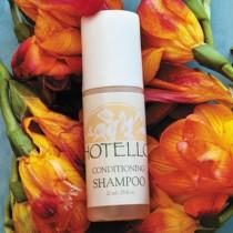 Hotello Conditioning Shampoo, .75oz Bottle