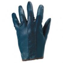 Hynit Multipurpose Gloves, Size 7 1/2, Blue