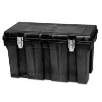 Tool Box, 36w x 18-1/2l x 20-1/8h, Polypropylene, Black