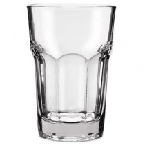 New Orleans Beverage Glasses, 10oz, Clear
