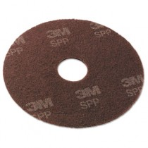 Surface Prep Pads. 13-Inch, Brown