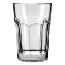 New Orleans Beverage Glasses, 12oz, Clear