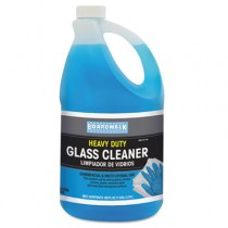 Glass Cleaner with Ammonia, 1 gal Bottle