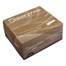 TF8 Interfolded DryWax Tissue, 8 x 10 3/4, White, 1000 Sheets/Box