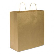 Shopping Bags, #70, 14w x 9d x 21h, Natural