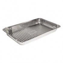 Steam Table Aluminum Pan, Full-Size, 2-1/5 Deep, 50/Case