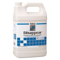 Disappear Concentrated Odor Counteractant, Spring Bouquet Scent, 1 Gal Bottle