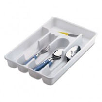 Small Cutlery Tray, Plastic, 6/Case