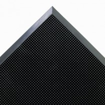 Mat-A-Dor Entrance/Scraper Mat, Rubber, 24 x 32, Black