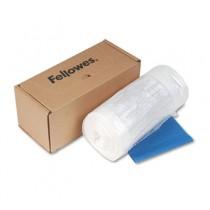 Powershred Shredder Waste Bags, 25 gal Capacity