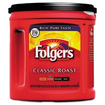 Coffee, Classic Roast Regular, Ground, 33 9/10 oz. Can