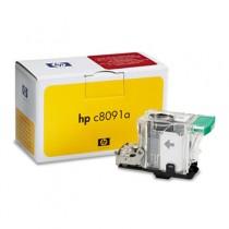 Standard Staples for HP Laserjet 9055/9065MFP, One Cartridge, 5,000 Staples/Pack