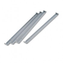 """Single Cross Rails for 30"""" and 36"""" Lateral Files, Gray"""
