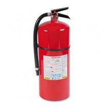 ProLine Pro 20 MP Fire Extinguisher, 6-A,80-B:C, 195psi, 21.6h x 7dia, 18lb