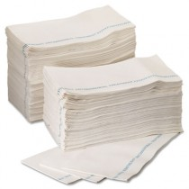 WYPALL X80 Foodservice Paper Towel, 12 x 23 2/5, Blue/White