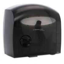 Electronic Coreless JRT Dispenser, 12 3/5w x 6 7/8d x 13h, Smoke/Gray