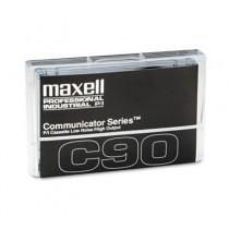 Standard Dictation Audio Cassette, Normal Bias, 90 Minutes (45 x 2)