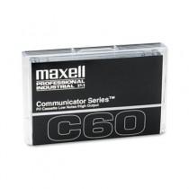 Standard Dictation/Audio Cassette, Normal Bias, 60 Min. (30 x 2)