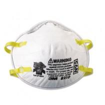 Lightweight Particulate Respirator 8210, N95
