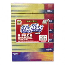 Recycled Facial Tissue, 2 Ply, White