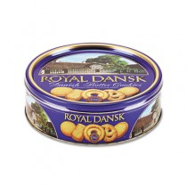 Cookies, Danish Butter, 12oz Tin