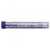 Eraser Refills, PDE1, 5/Tube