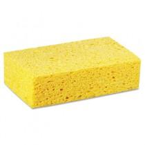 Large Cellulose Sponge, 4 3/10 x 7 4/5, Yellow