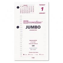 Calendar Refill, 6w x 3-1/2h, 2013