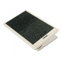 Footease Adjustable Footrest, Platinum, 19w x 13d x 3h
