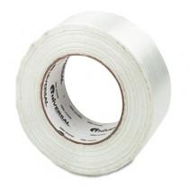 "Premium-Grade Filament Tape w/Hot-Melt Adhesive, 2"" x 60 yards"