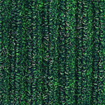 Needle-Rib Wiper/Scraper Mat, Polypropylene, 36 x 60, Green/Black