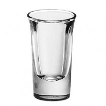 Whiskey Service Drinking Glasses, Tall Whiskey, 1 oz., 2-7/8 Inch Height